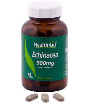 Echinacea Capsules HealthAid