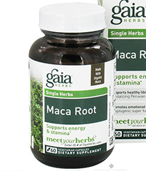 Gaia Maca Root Liquid Extract