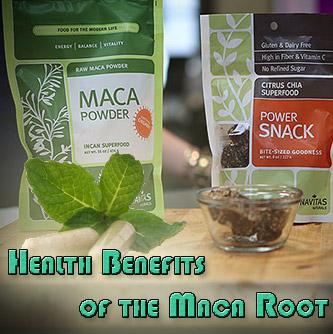 Health Benefits and Maca Root