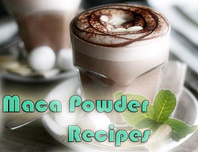 Maca Powder Recipes