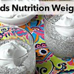 Chia Seeds Nutrition Weight Loss