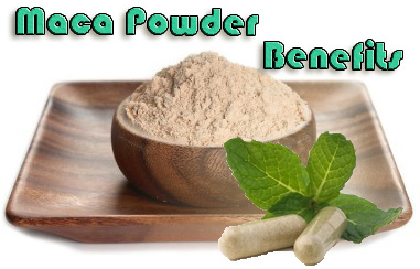 Maca Powder Benefits Organic Pills