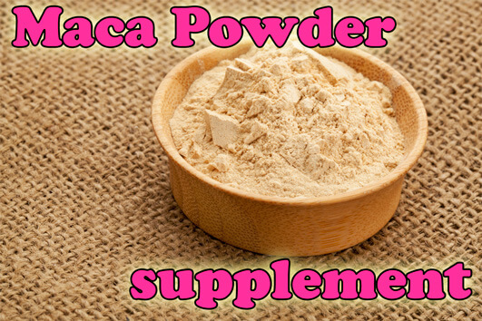 Maca Powder Supplement