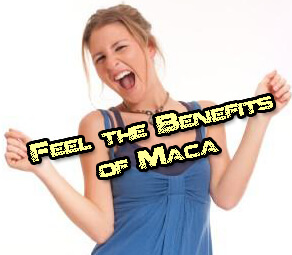 Feel Benefits Maca Happy Women