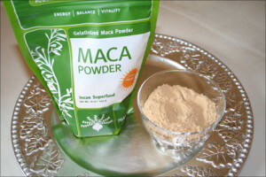 What Food Drinks Can You Put Maca Powder In
