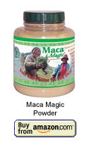 Maca Magic Powder Jar