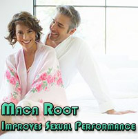 Maca Root Pills Improves Sexual Performance
