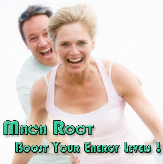 Man & Woman Energy From Maca
