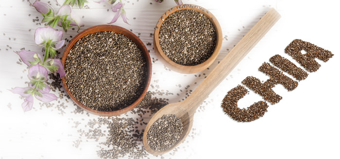 Proven Health Benefits of Chia Seeds