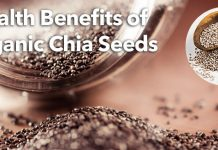 health benefits organic chia seeds